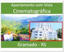 Apartamento com suíte em Gramado com a melhor vista da cidade