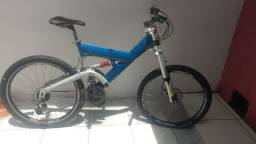 Bike aro 26 de trilha , vendo ou troco