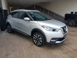 Nissan Kicks Sv 1.6 Cinza - 2018