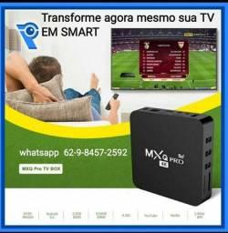 TRANSFORME AGORA MESMO SUA TV EM SMART TV