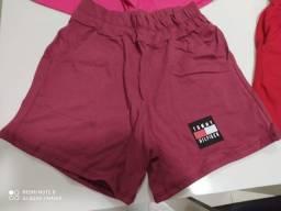 Conjuntos feminino e shorts e blusa 35
