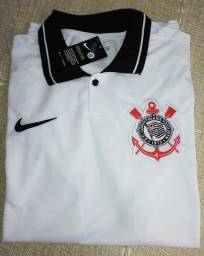 Camisa Corinthians Nike Novos Modelos 20/21 Entrego