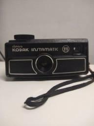 Antiga máquina de fotografia