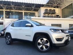 Jeep Compass longitude com park premium 2018
