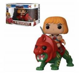 Funko Pop! Rides Masters of The Universe: He-Man on BattleCat #84