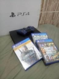 Playstation 4 slim de 1TB