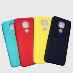 Capa case capinha Motorola G9 Play