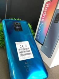 Celular Redmi Note 9s 128gb -(Lojas Wiki)