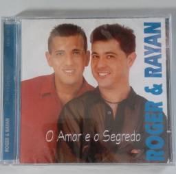 CD Roger e Rayan - O Amor e o Segredo