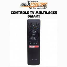 Controle Remoto Tv Multilaser