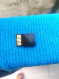 SD ScanDisk 128gb original 120,00 reais