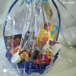 Lindas e deliciosas cestas personalizadas para todas ocasiões