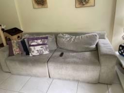 Sofá cama de casal 1.90 retrátil super confortável