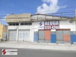 Galpão Comercial no bairro Luzia, 600m², Avenida Padre Nestor Sampaio