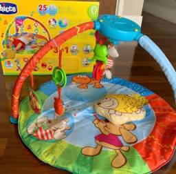 Tapete musical bublle gym chicco