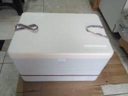 Caixa Isopor 45 litros - nova
