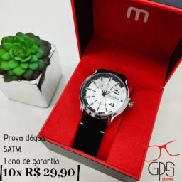 Relógios Mondaine masculinos novos