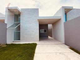 Título do anúncio: Casa nova com 3 dormitórios à venda, 75 m² por R$ 230.000 - Eusébio - Eusébio/CE