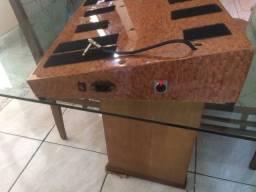 Pedalboard madeira 67x42cm