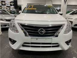 Nissan Versa 1.6 16V Flex Unique 4P Xtronic 2017