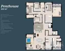 Cobertura, Penthouse 4 Suítes plenas à venda Goiânia/GO