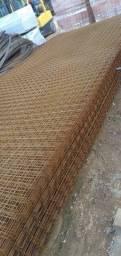 Tela para laje tela para piso e Trelica