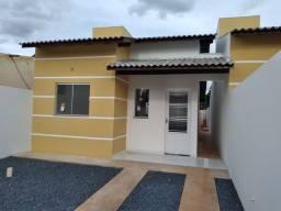 Casa nova em construção - Colinas Verdejantes VG