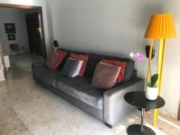 Vendo excelente sofá para cinco lugares com 2,80 mts