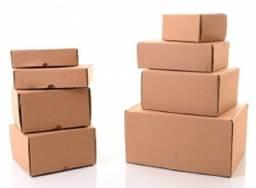 Caixas De Papelão - Correios/Sedex, Mercado Livre e Ecommerce