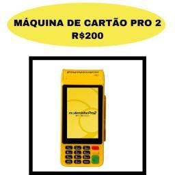 Máquina de cartão pro2