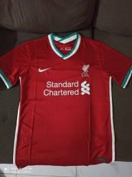 Camisa Liverpool 2020/2021