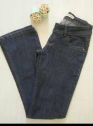 Calça Jeans Flare TM36