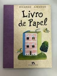 Livro de Papel / Ricardo Azevedo