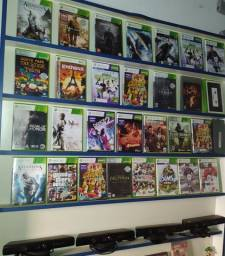 Jogos de Xbox 360, entregamos