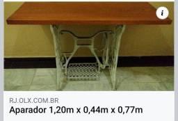 APARADOR FERRO E MADEIRA