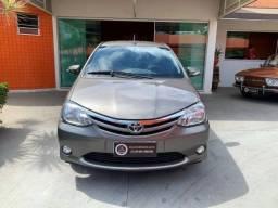 ETIOS 2016/2017 1.5 XLS 16V FLEX 4P AUTOMÁTICO