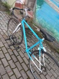Bicicleta Monark antiga 12 velocidade