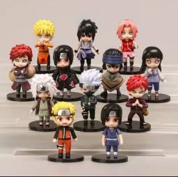 Figura de ação Naruto Shippuden- colecionável