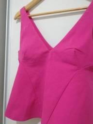 Vendo Blusa zara rosa