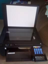 Impressora epson l3110 ecotank na caixa
