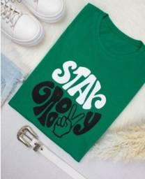 T-shirts novas 30,00 reais cada
