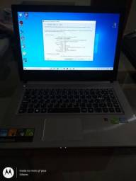 Vendo notebook Lenovo z400( Touch )
