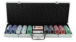 Maleta de Poker 500 unidades