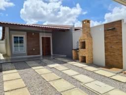 Casas Novas, Ancuri, 90m2, 2 Suítes, 4 Vagas, Cozinha Americana, Churrasqueira e Chuveirão