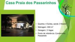 casa no residencial praia dos passarinhos - R$ 3.000.000