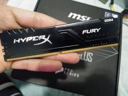 Memória RAM DDR4 4GB HyperX