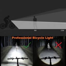 Farol Bike para Pedal Noturno
