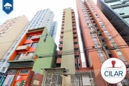 Apartamento para alugar com 1 dormitórios em Centro, Curitiba cod:07542.001