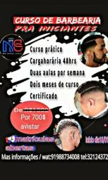 Curso prático barbeiro