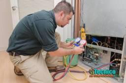 Refrigeração Coloco Gás em Geladeira Ar condicionado Freezer